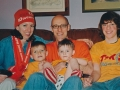 Mierau Family 2005 w Jeremy Mo's oldest son